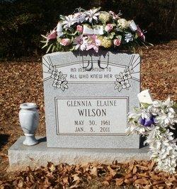 Glennia Elaine Wilson