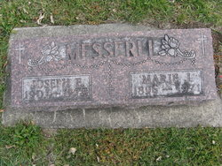 Marie J. <I>Laughlin</I> Messerli