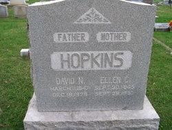 Ellen Copeland <I>Rolston</I> Hopkins