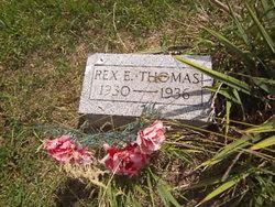 Rex E. Thomas