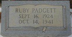 Mattie Ruby Padgett