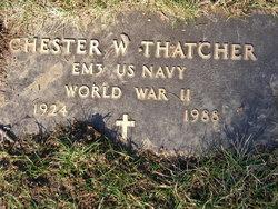 Chester W. Thatcher