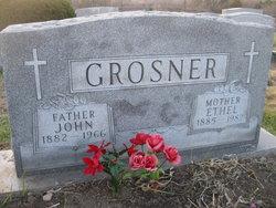 Ethel <I>Mihelik</I> Grosner
