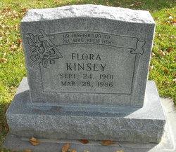 Flora Kinsey