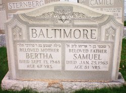 Bertha Baltimore