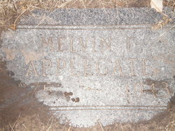 Melvin Franklin Applegate