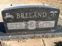 Geneva <I>Thompson</I> Breland
