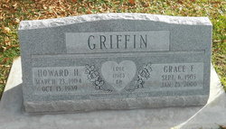 Grace E <I>Miles</I> Griffin
