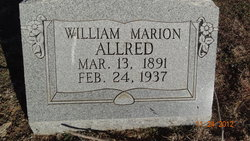 William Marion Allred