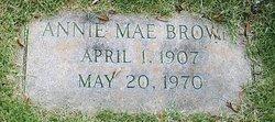 Annie Mae <I>Everette</I> Brown