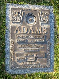 Robert Arcement Adams