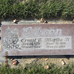 Ernest Theodore Gibson