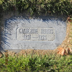 Catherine <I>Devlin</I> Hobbs