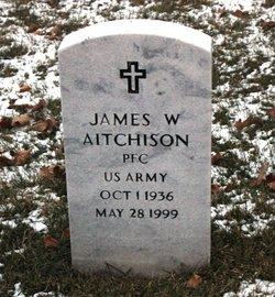 PFC James William Aitchison