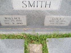 Lola Mae <I>Pridgen</I> Smith