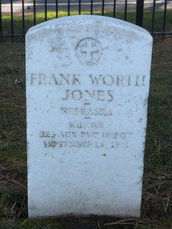 Frank Worth Jones