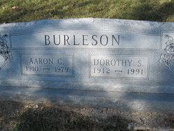 Dorothy Susan <I>Straw</I> Burleson