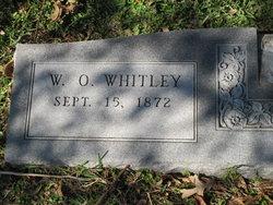 William O Whitley