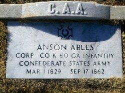 Anson Ables