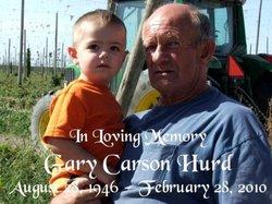 Gary Carson Hurd