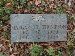 Margarett Thompson