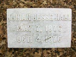 Julian Jesse Hall