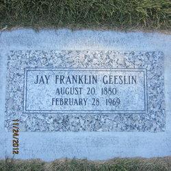Jay Franklin Geeslin