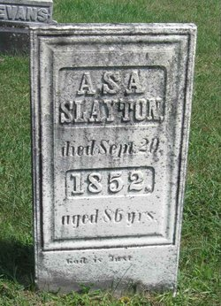 Asa Slayton