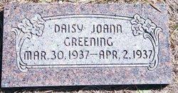 Daisy Joann Greening