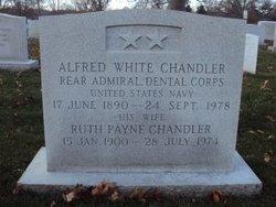 RADM Alfred White Chandler