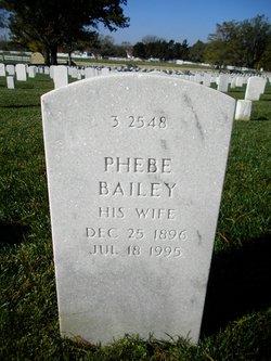 Phebe Bailey Gates