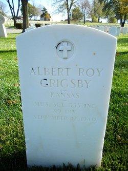 Albert Roy Grigsby