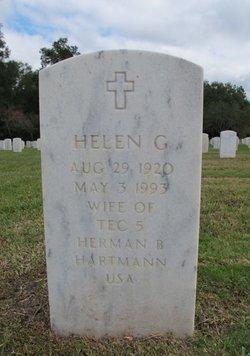 Helen G Hartmann