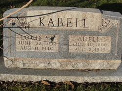 Sarah Adelia <I>Johnson</I> Kabell