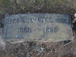Mary S. <I>Storer</I> Frankenburger