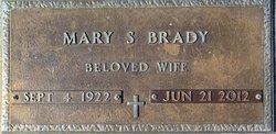 Mary E Brady