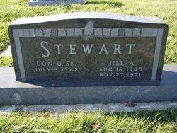 Jill A <I>Stanley</I> Stewart