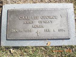 Carl Lee George