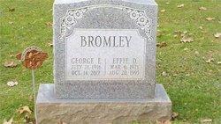 Effie Davis <I>Britton</I> Bromley