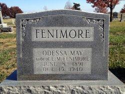 Odessa May <I>Gragg</I> Fenimore