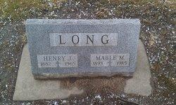 Henry John Long