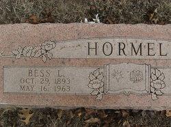 Bess Louella <I>Long</I> Hormel