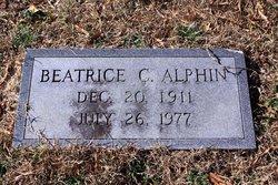 Beatrice C. Alphin