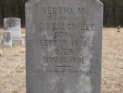 Bertha Mildred Copley