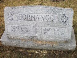 """Mary Louise """"Mickey"""" <I>Pearce</I> Fornango"""