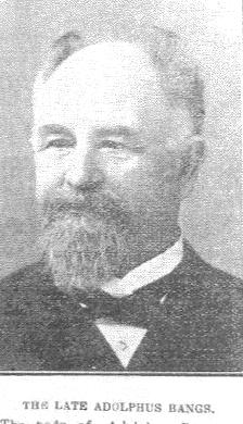 Adolphus Bangs