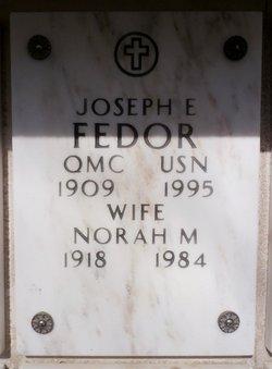 Joseph E Fedor