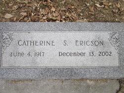 Catherine Sue <I>Jenkins</I> Ericson