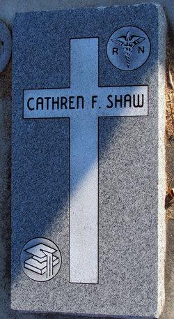 Cathren Louise <I>Freiberg</I> Shaw