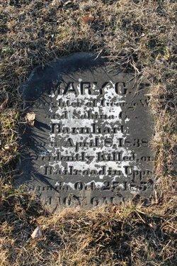 Mary C Barnhart